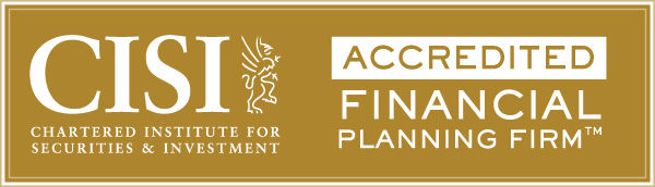 CISI Accredited Financial Planning Firm logo