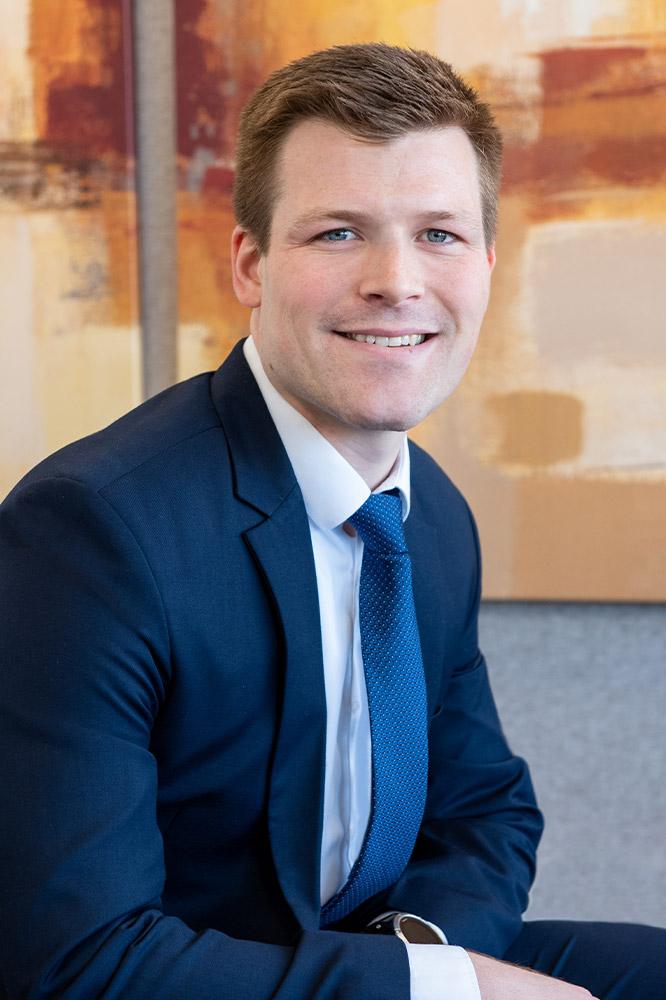 Mark Thresher, Trainee Paraplanner