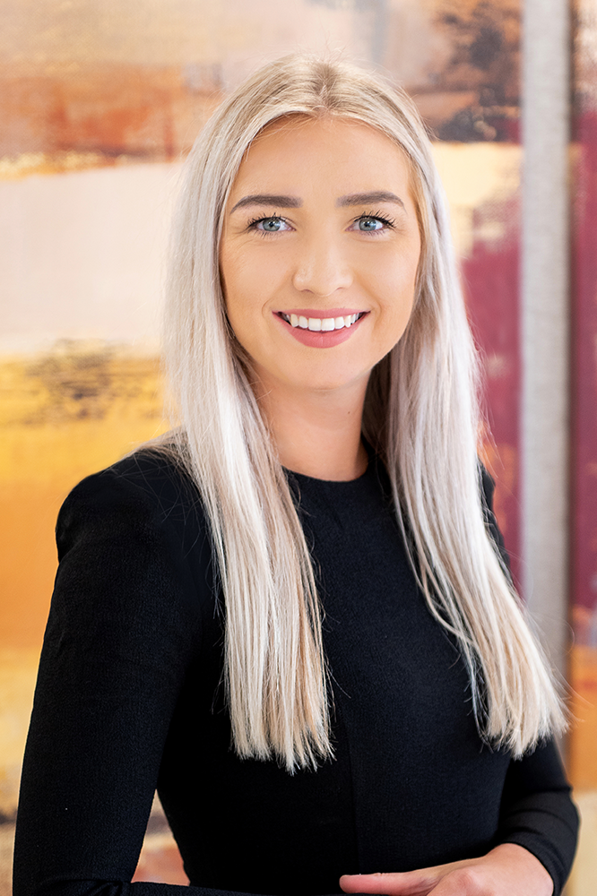 Emma Thomas, Client Relationship Manager