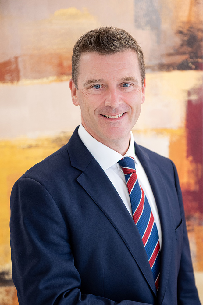 Gareth Rees, Chartered Financial Planner