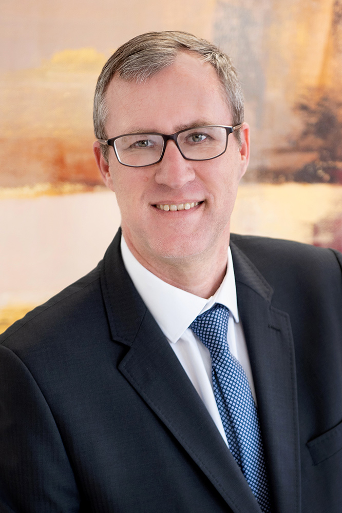 Dean Wright, Operations Manager